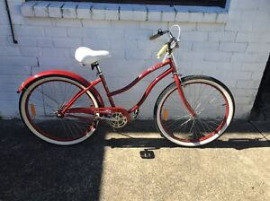 Red Vintage Inspired Bicycle Baulkham Hills The Hills District Preview