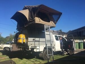 Slide on ute camper Shelly Beach Wyong Area Preview