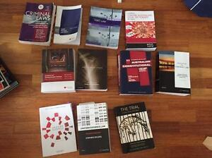 LAW TEXT BOOKS Maroubra Eastern Suburbs Preview