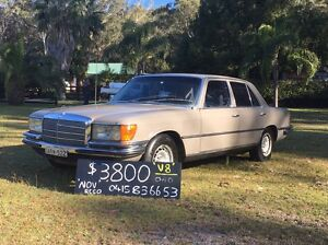 V8 merc 1974, sled, cruiser rat Empire Bay Gosford Area Preview