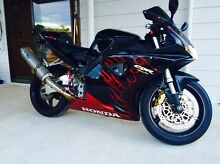 Honda CBR 954RR Fireblade Lawnton Pine Rivers Area Preview