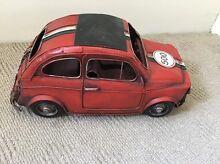 Red metal Herbie decorative car 32cm East Launceston Launceston Area Preview