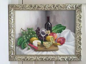 Genuine oil painting Mosman Mosman Area Preview