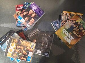 DVD BOX SETS Carrum Kingston Area Preview