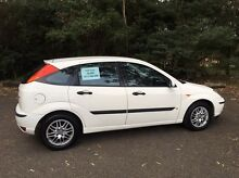 Ford Focus LX 2003 Shell Cove Shellharbour Area Preview