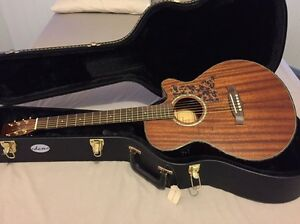 Acoustic / Electric Tanglewood Guitar The Gap Brisbane North West Preview