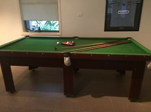 Pool table Bolwarra Maitland Area Preview