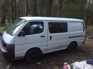 Hiace Medowie Port Stephens Area Preview