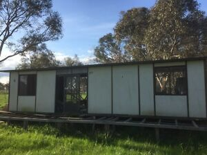 Caravan aluminum annexe Whittlesea Whittlesea Area Preview