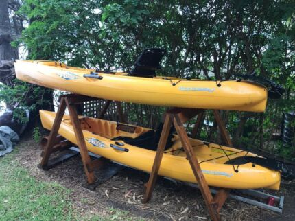 Kayaks- Hobie outback Mirage 2015