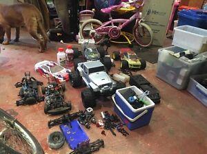 Nitro rc car bundle Berwick Casey Area Preview