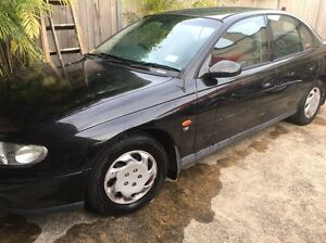 Holden Commodore VT sedan 1998 Willoughby Willoughby Area Preview