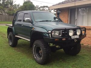 SR5 Hilux ( Fully Engineered SAS and 35s) Heathcote Sutherland Area Preview