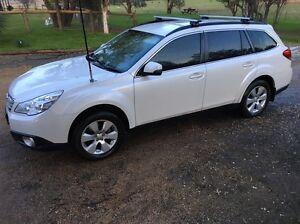 Subaru Outback MY12 Albury Albury Area Preview