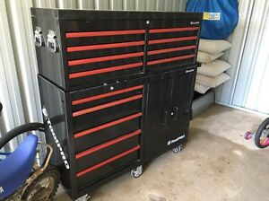 "Toolpro 52"" Roll Cabinet Toolbox Cabinet Workbench Chest Tool Box Casula Liverpool Area Preview"
