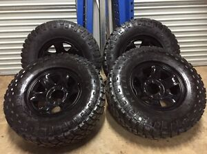 Hilux/Patrol Rims & Wheels Oxley Vale Tamworth City Preview