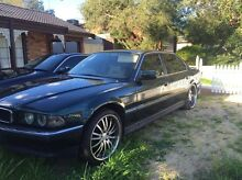 BMW 730iL with 4.0V8 Alexander Heights Wanneroo Area Preview