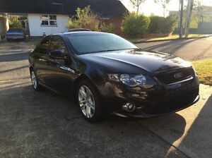 2008 Ford FG XR6 Black 86klm 6speed Auto Tech Pack Carindale Brisbane South East Preview