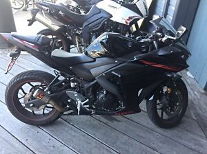 2015 Yamaha R3 Low KM's 6 months rego Waterloo Inner Sydney Preview