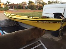 Sea Bear Packhorse 2 Expedition Sea Kayak Northam Northam Area Preview