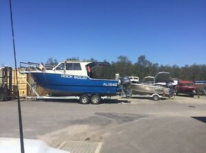 28 foot plate boat Banyo Brisbane North East Preview