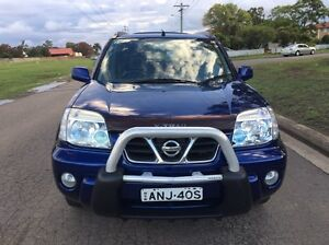 2003 Nissan X-Trail T30 Ti Luxury (4x4) Wagon Low Kms Liverpool Liverpool Area Preview