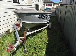 Boat - Runabout Mayfield East Newcastle Area Preview