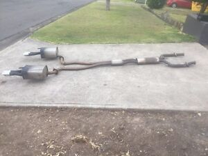 Ve commodore exhaust Newcastle Newcastle Area Preview