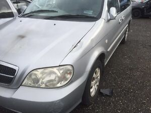 Wrecking Kia carnival 2004 Forrestdale Armadale Area Preview