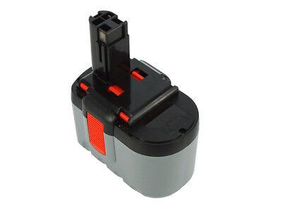 Pila 3000mAh para Bosch GSR 24 VE-2/N, Gst 24 V, Vh