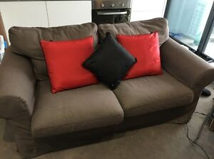 Two Seater Couch South Yarra Stonnington Area Preview
