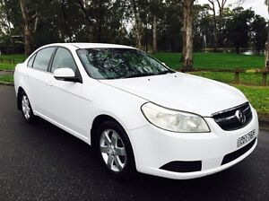 2007 Holden Epica EP CDX Sedan Automatic White Liverpool Liverpool Area Preview