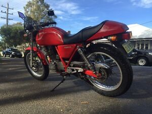 Honda 250 Cafe Georgetown Newcastle Area Preview