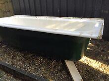 Claw foot corner bath rare ! Newstead Launceston Area Preview