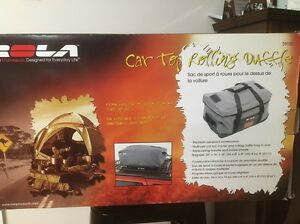 Car top rolling duffle bag Redwood Park Tea Tree Gully Area Preview
