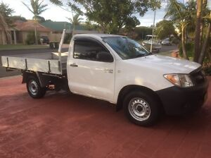 TOYOTA HILUX 2006 Model Flinders Shellharbour Area Preview