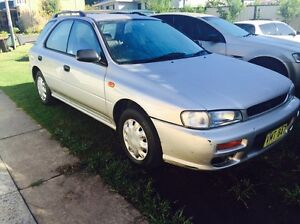1999 subaru manual Rooty Hill Blacktown Area Preview