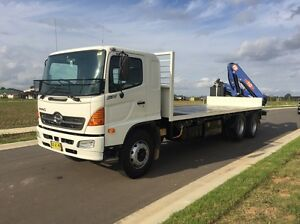 2007 Hino 500 Ranger GH Liverpool Liverpool Area Preview