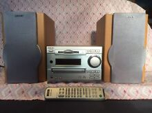 Sony Bookshelf Minidisc/CD System Seven Mile Beach Clarence Area Preview