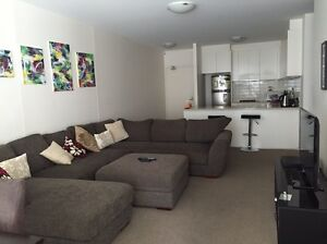 8 seater lounge & ottoman, dining table with 8 chairs for sale Bankstown Bankstown Area Preview