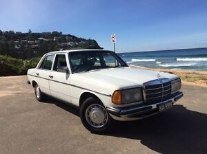 Mercedes Benz 300d 1977 Avalon Pittwater Area Preview