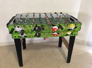 Table soccer, table hockey, 8 ball pool Green Valley Liverpool Area Preview