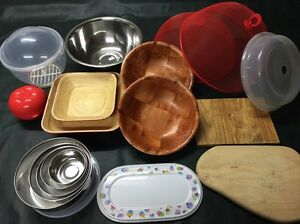 Bowls / Serving Pack Morayfield Caboolture Area Preview