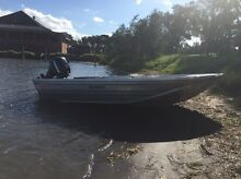 Stacer 359 Proline with 15hp 4 stroke Evinrude Deep Lead Northern Grampians Preview