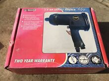 "FOR SALE BRAND NEW 3/4"" DR IMPACT WRENCH/ KC TOOLS Mount Barker Mount Barker Area Preview"