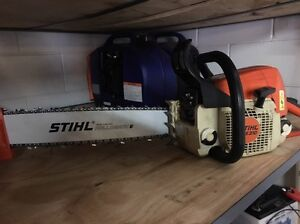 Stihl MS310 chainsaw Minyama Maroochydore Area Preview