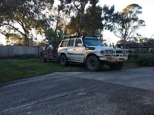 Toyota Land Cruiser 80 series Montmorency Banyule Area Preview