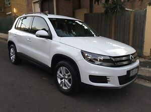 For Sale - 2015 VW Tiguan - as new (12,500kms) Woolloomooloo Inner Sydney Preview