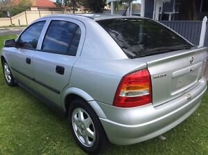 Holden Astra 2001 AUTO - RWC- CD-HATCH - FULL SERVICE BOOK  ... Altona North Hobsons Bay Area Preview