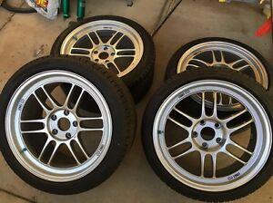 Enkei Rpf1 Wheels Tyres Amp Rims Gumtree Australia Free